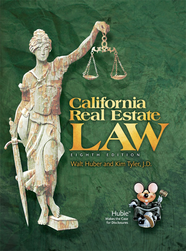 California Real Estate Law 8th Ed.