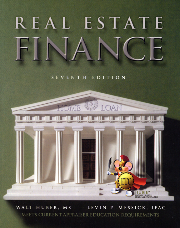Real Estate Finance 7th Ed.
